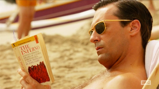 Don Draper 6x01-02 Mad Men