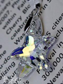Swaroski Crystals for my Team