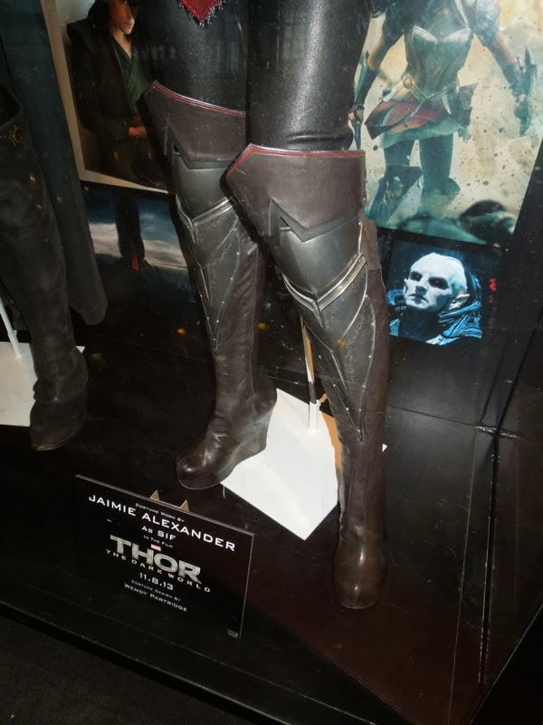 Sif boots Thor Dark World