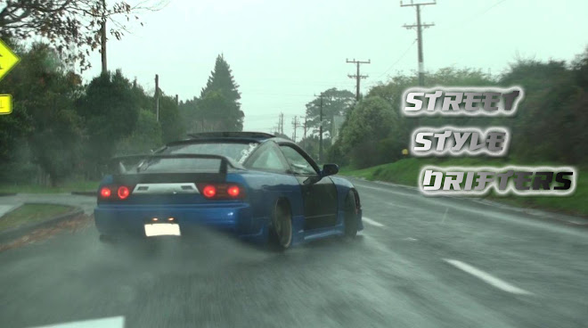 - - - STREET STYLE DRIFTERS - - -