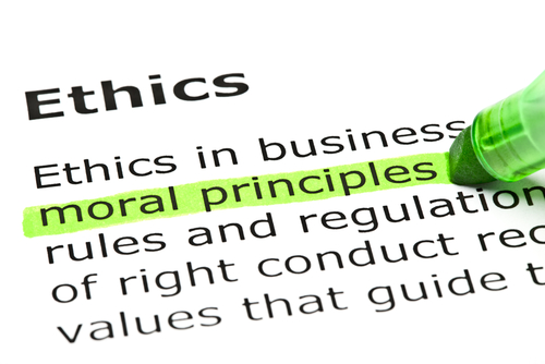 moral or immoral in the business Ethical and moral issues in business mgt 216 april 4, 2012 ethical and moral issues in business ethics and moral are not things that commonly cross a person's mind, unless.