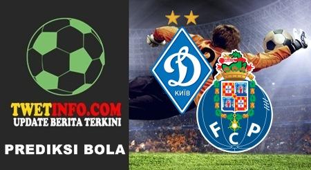 Prediksi Dynamo Kiev vs FC Porto, UCL 17-09-2015