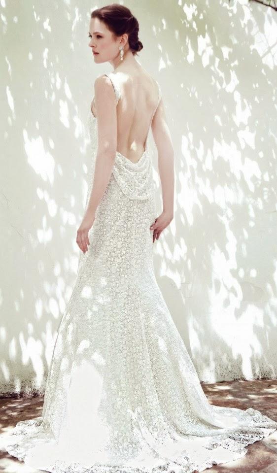 Increíble colección de vestidos de novias 2014