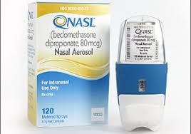 nasonex steroid nose spray