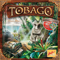 Tobago - The box artwork