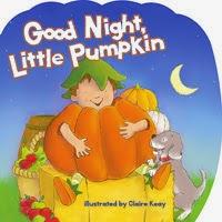 Good Bight Little Pumpkin cover