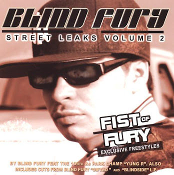 "Street Leaks Vol.2 ""Fist of Fury"" (MIXTAPE)  (FREE DOWNLOAD)"