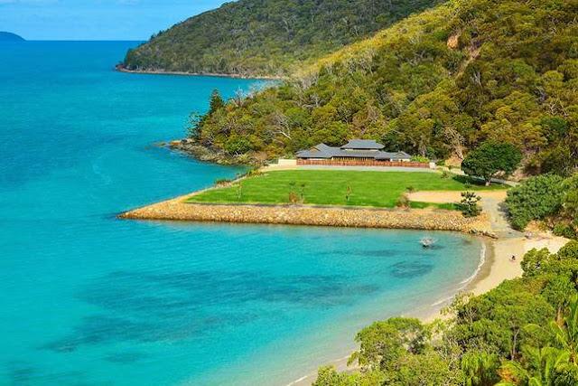 Hamilton hòn đảo thiên đường du lịch của Úc