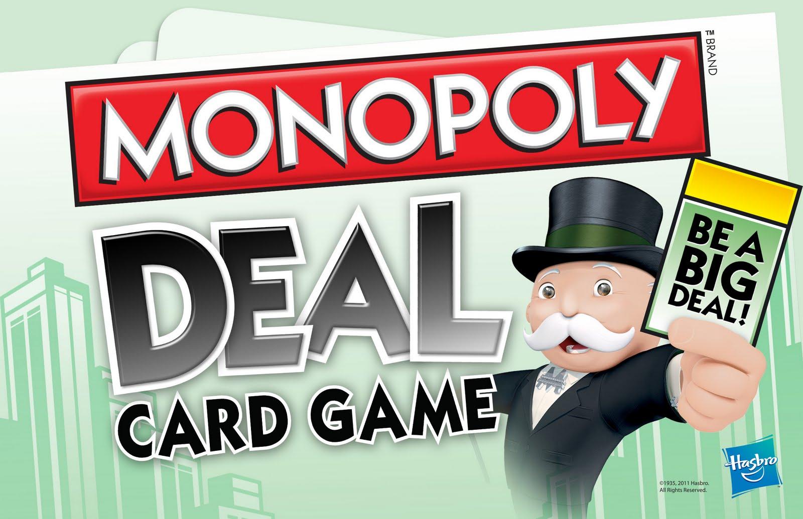 Deal Card Game Showdown