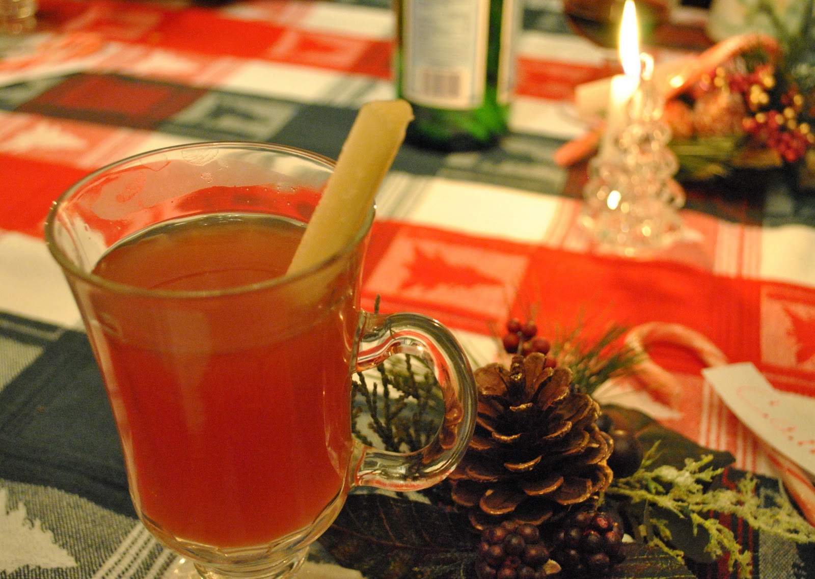 Culinary Adventures with Camilla: Ponche Navideño (Christmas Punch)