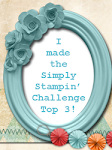 Simply Stampin Top 3