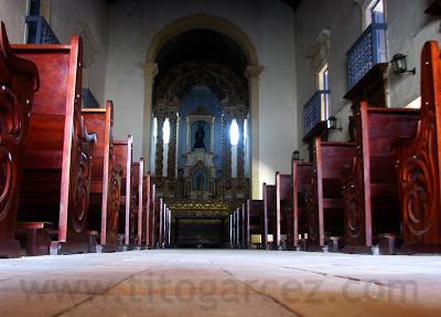 Igreja da Ordem Terceira do Carmo, em São Cristóvão - Sergipe