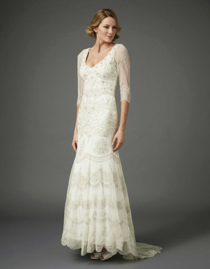 Affordable wedding dress - Monsoon