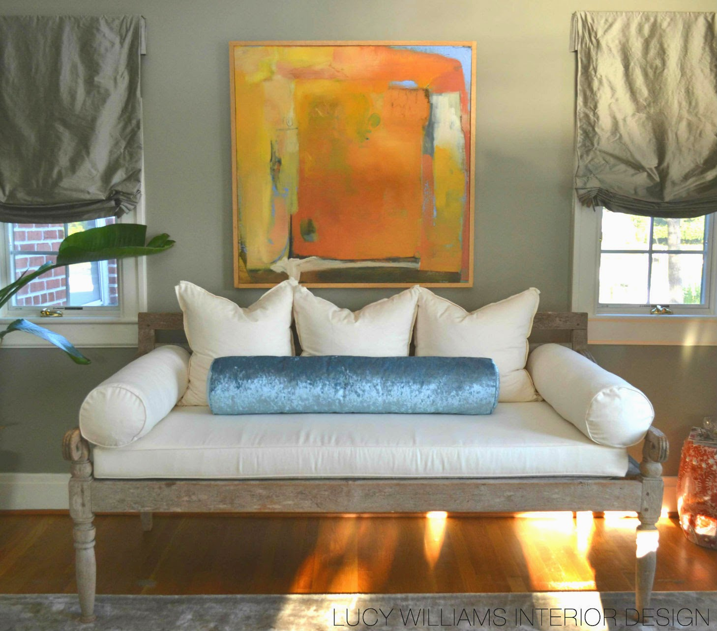 Lucy williams interior design blog sylvan the latest for Lucy williams interiors