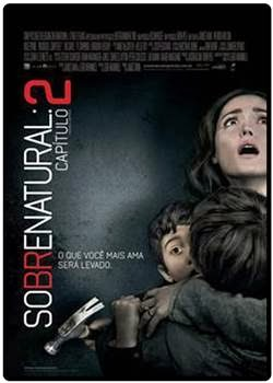 Download Filme Sobrenatural Capítulo 2 RMVB Dublado + AVI Dual Áudio BDRip Torrent