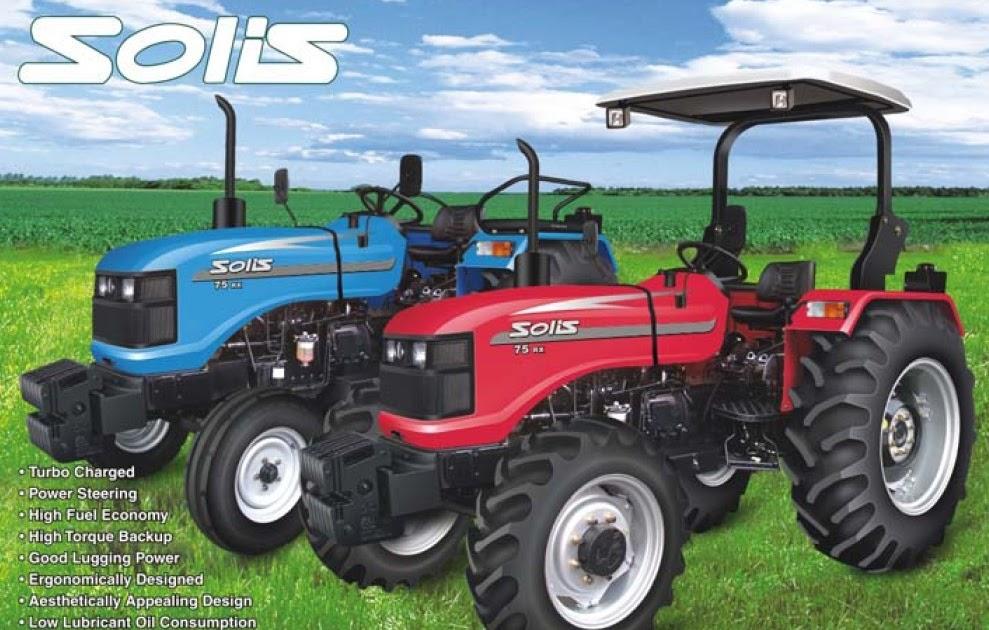 report on sonalika tractors