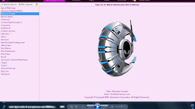 Skins para Windows Media Player