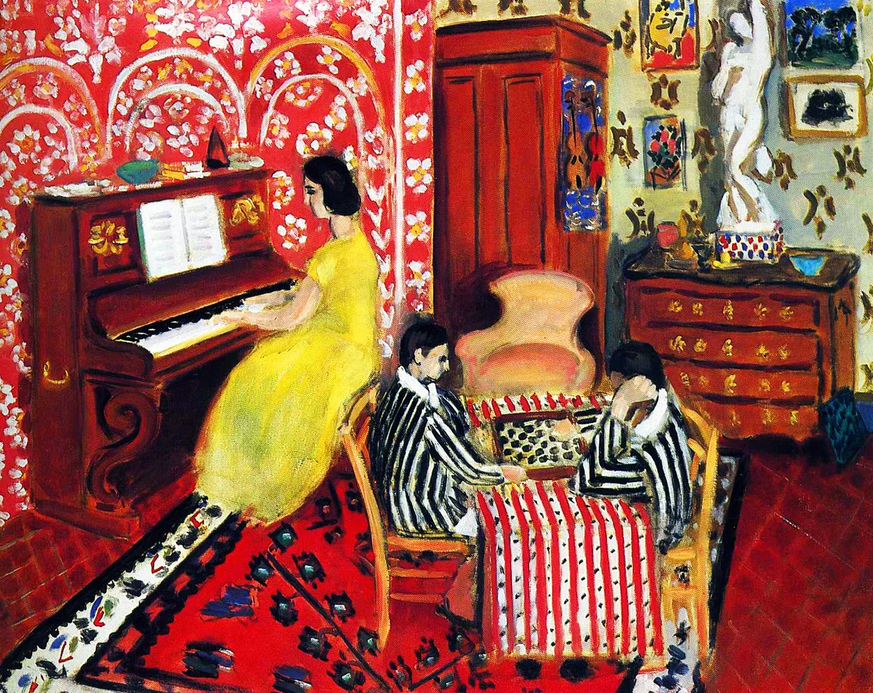 Matisse Room Paintings