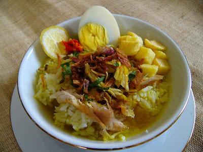 Soto Ayam Bening
