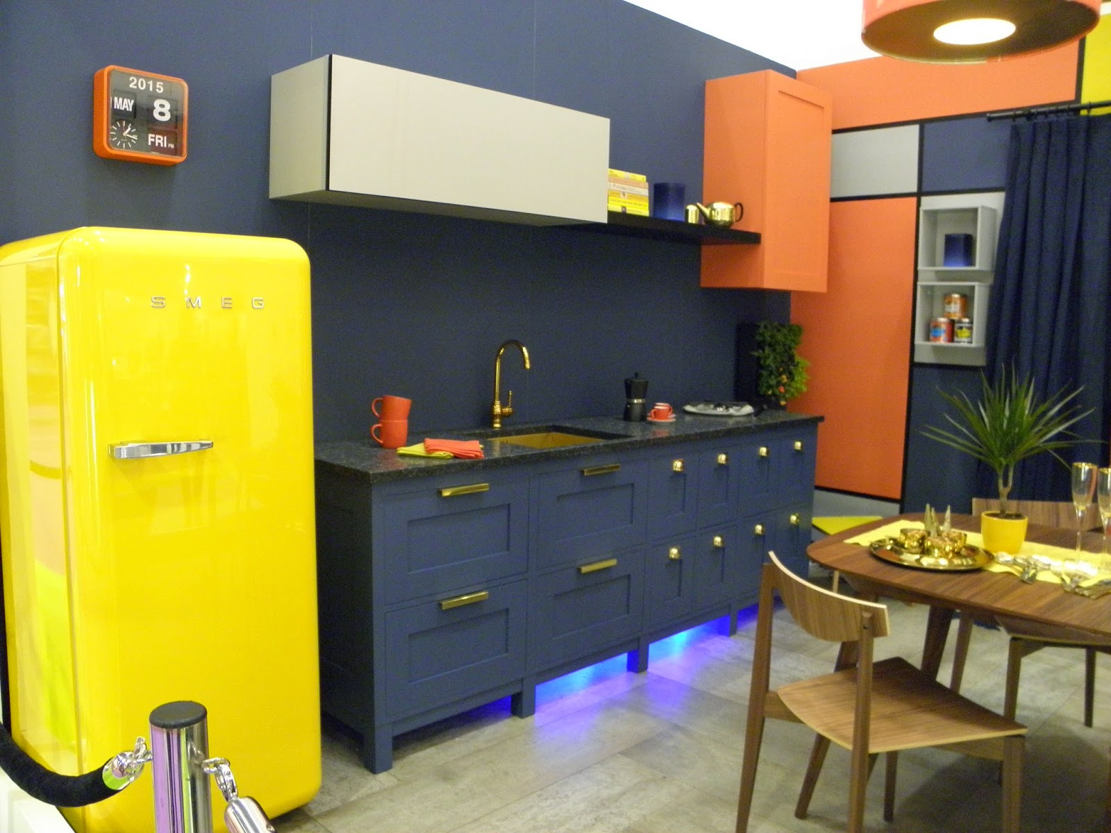 LIFESTYLE Grand Designs Live 2015 GEEK GETS GLAM