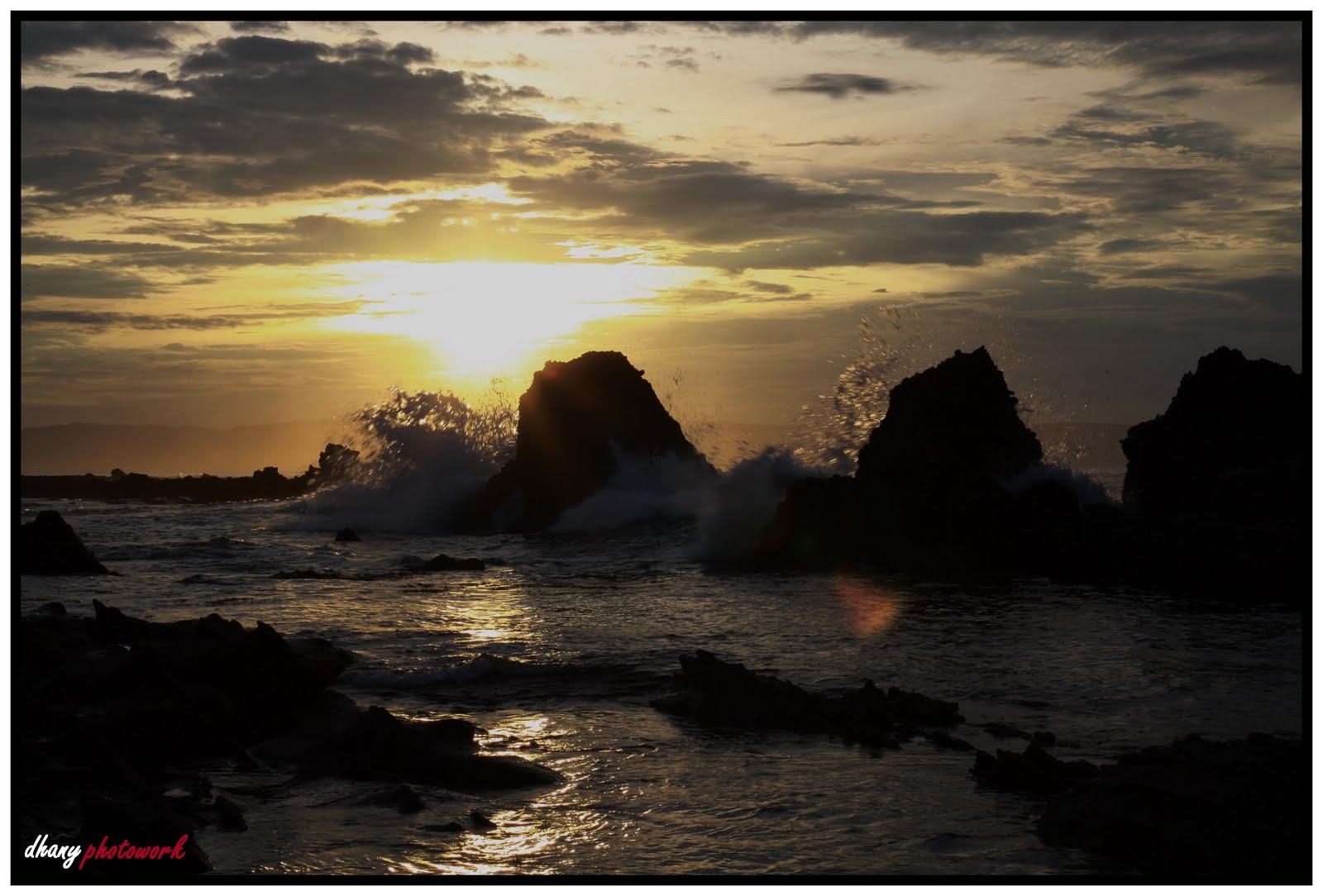 indonesia nature pantai bayah sukabumi indonesia