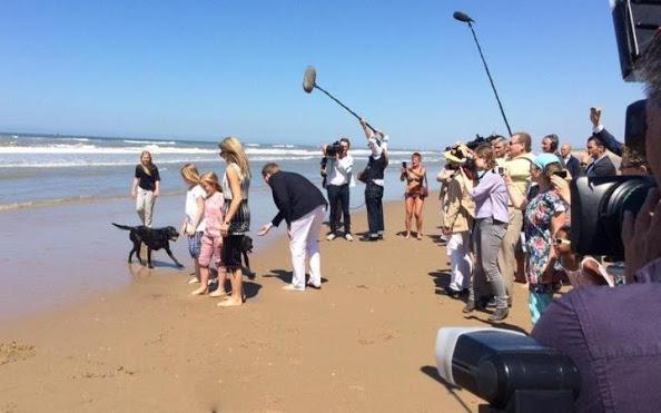 The Dutch Royal Family The Summer Photo-Shoot 2015
