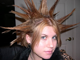 Hairstyles Pictures History Of Mohawk Hairstyles
