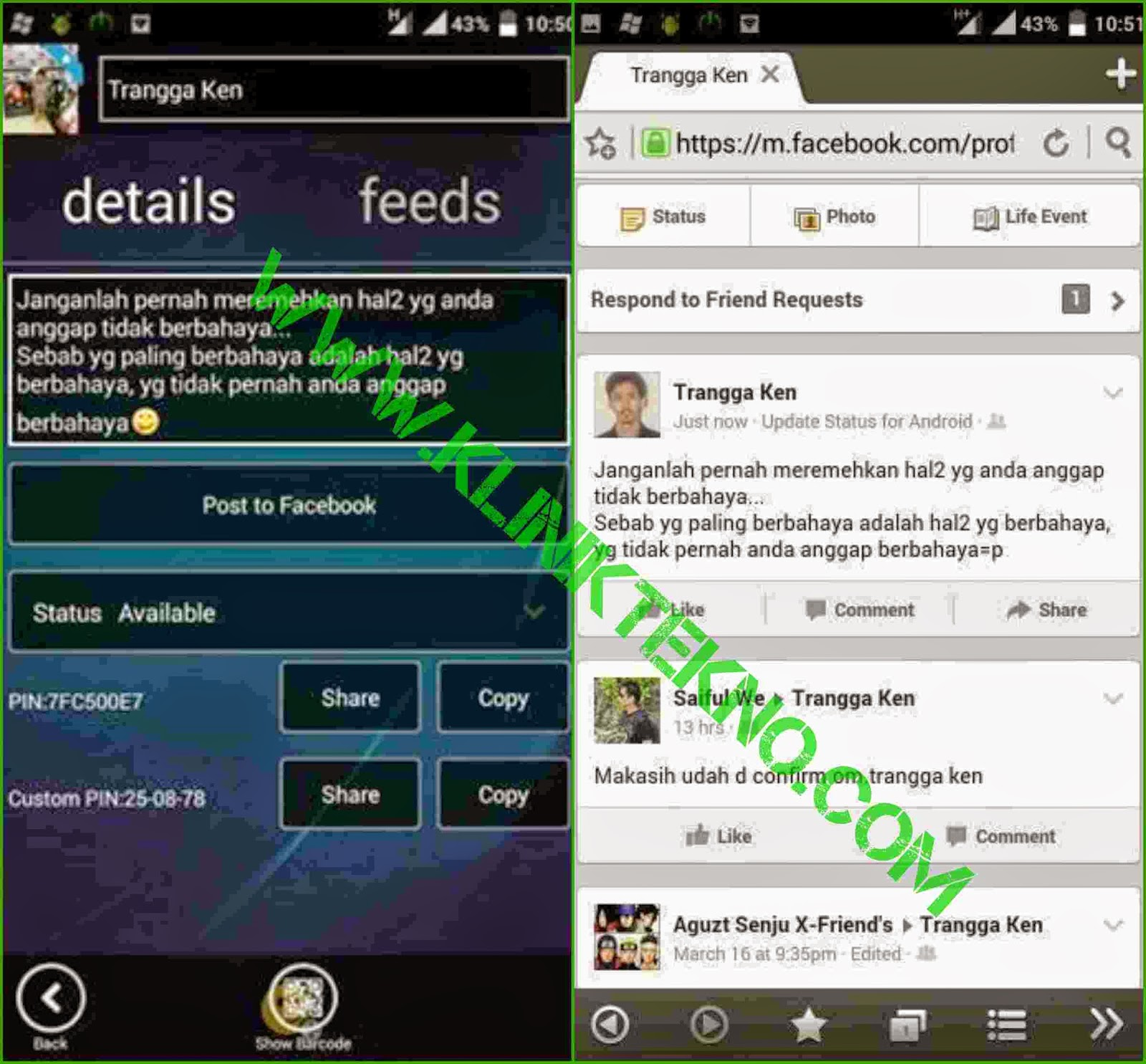 Download BBM Mod Windows Phone v2.7.0.23 Terbaru 2015