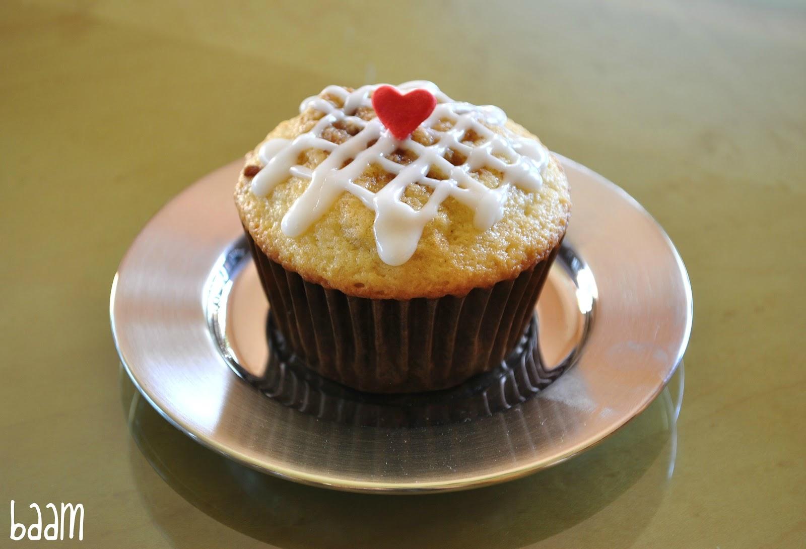 Beti Vanilla: Coffee Cake Cupcakes