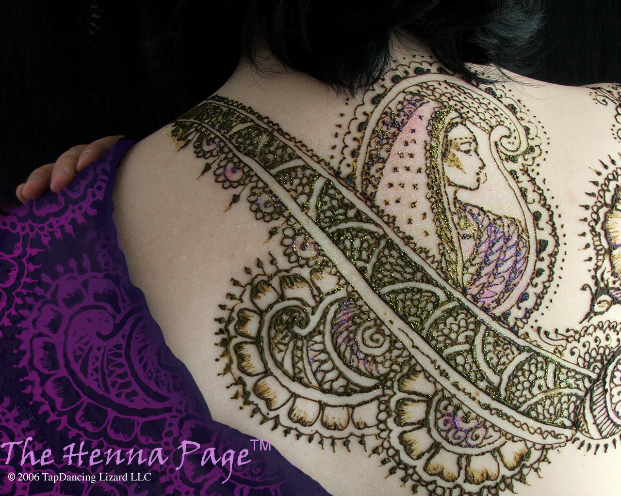 Full body mehndi art mehndi design for Henna body tattoo