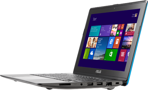 Asus X200CA Touchpad