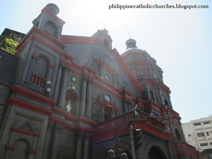 Minor Basilica of St. Lorenzo Ruiz and Our Lady of the Most Holy Rosary Parish (BINONDO CHURCH), Manila