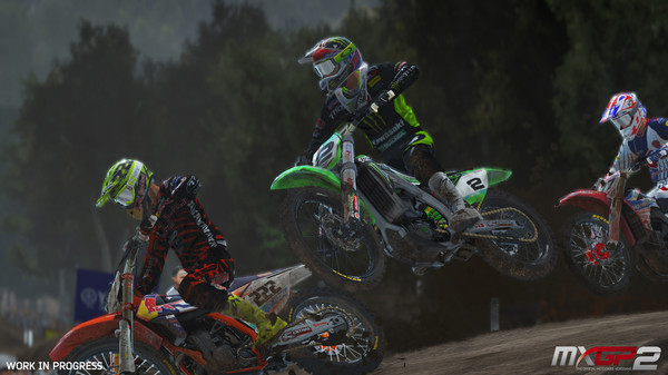 MXGP2 The Official Motocross Videogame PC Game Download