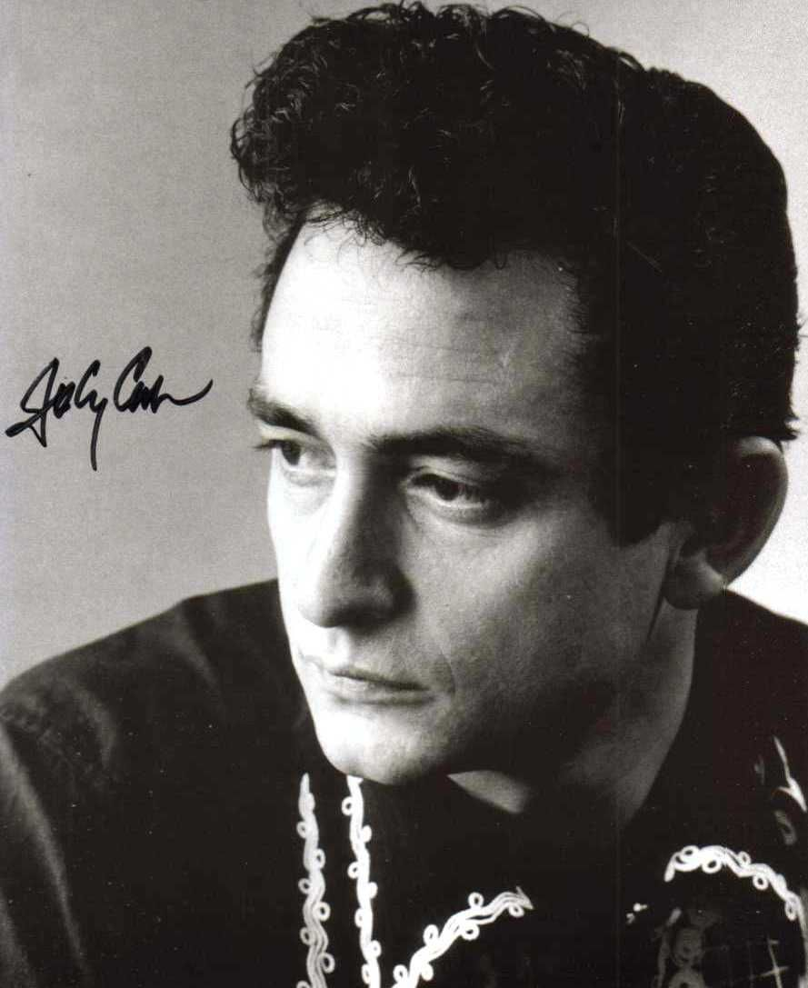 Johnny Cash Hairstyle Men Hairstyles