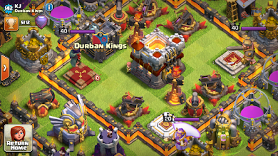 New version clash of clans town hall 11 on desember 2015