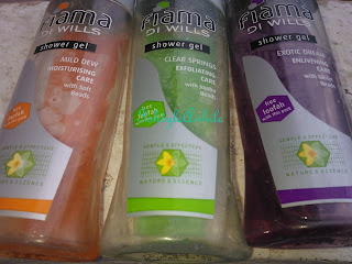 REVIEW: Fiama Di Wills Shower Gels image
