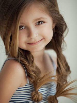 Peinados infantiles 2014 niños
