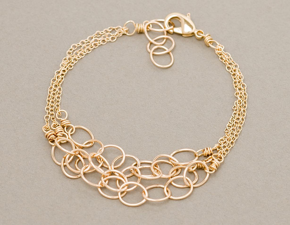Everything for Women Fashion: 15+ Stylish Gold Bracelet Designs ...