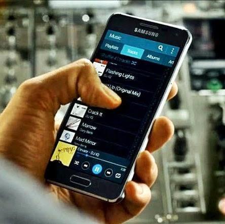 Smartphone Samsung Galaxy Alpha
