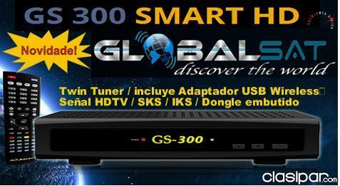 Globalsat Smart HD GS300