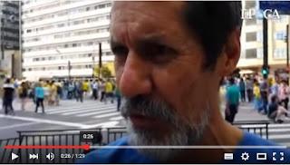ASSISTA: Eduardo Jorge diz que pedir impeachment não é golpe
