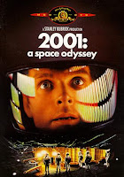 2001 A space odyssey odessy film poster