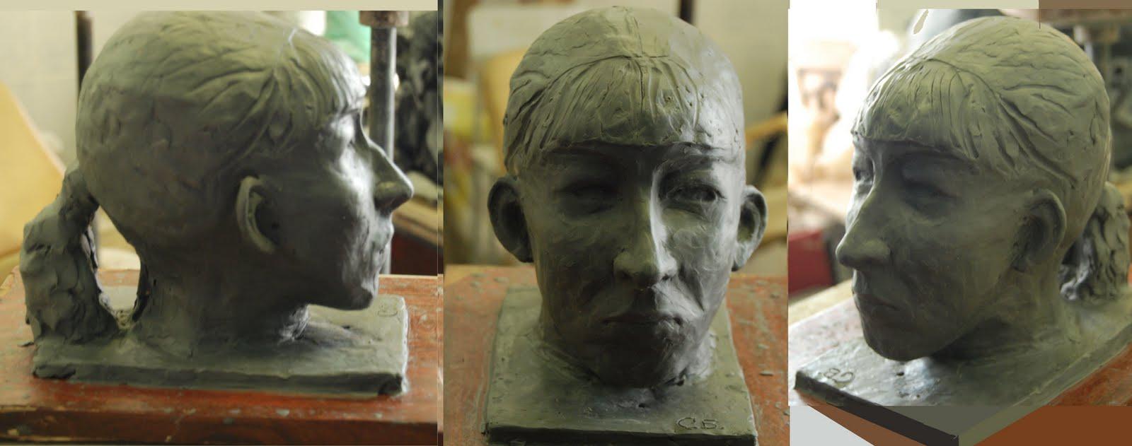 Скульптура пошагово
