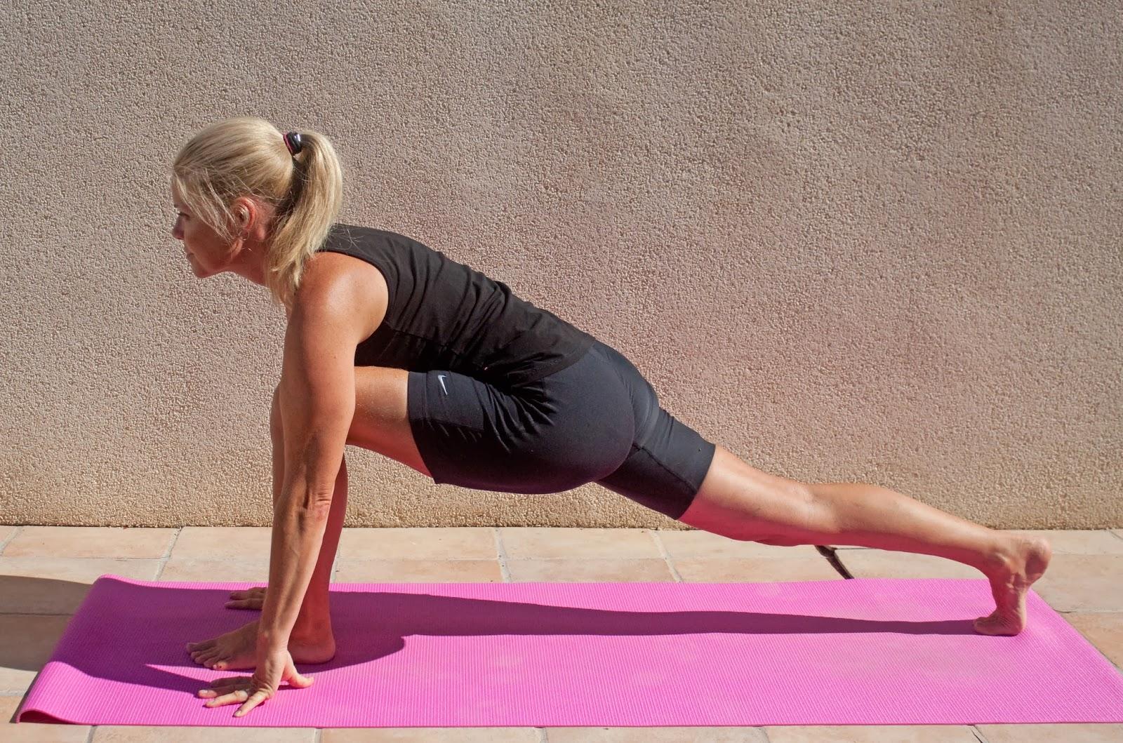 yoga för viktnedgång
