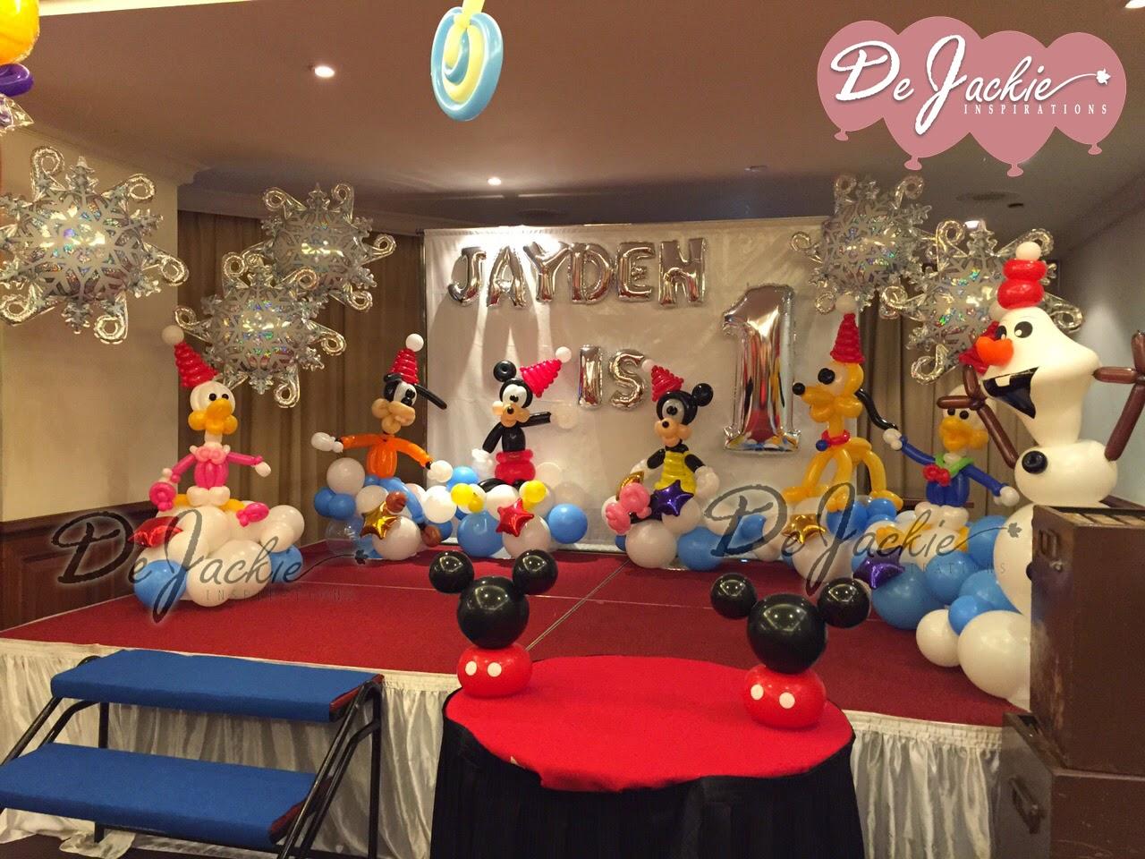 Balloon decorations for weddings, birthday parties, balloon sculptures ...