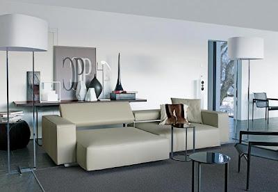 Berbagai Pilihan Sofa Modern 4