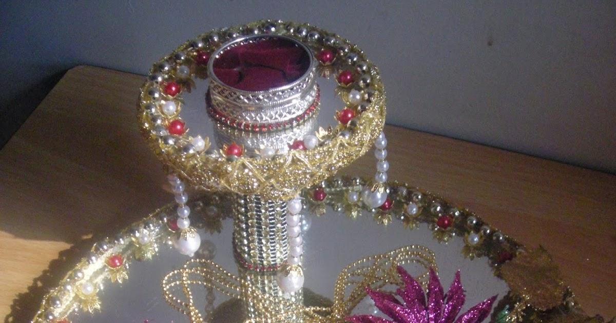 Wedding Ring Plate 43 Superb