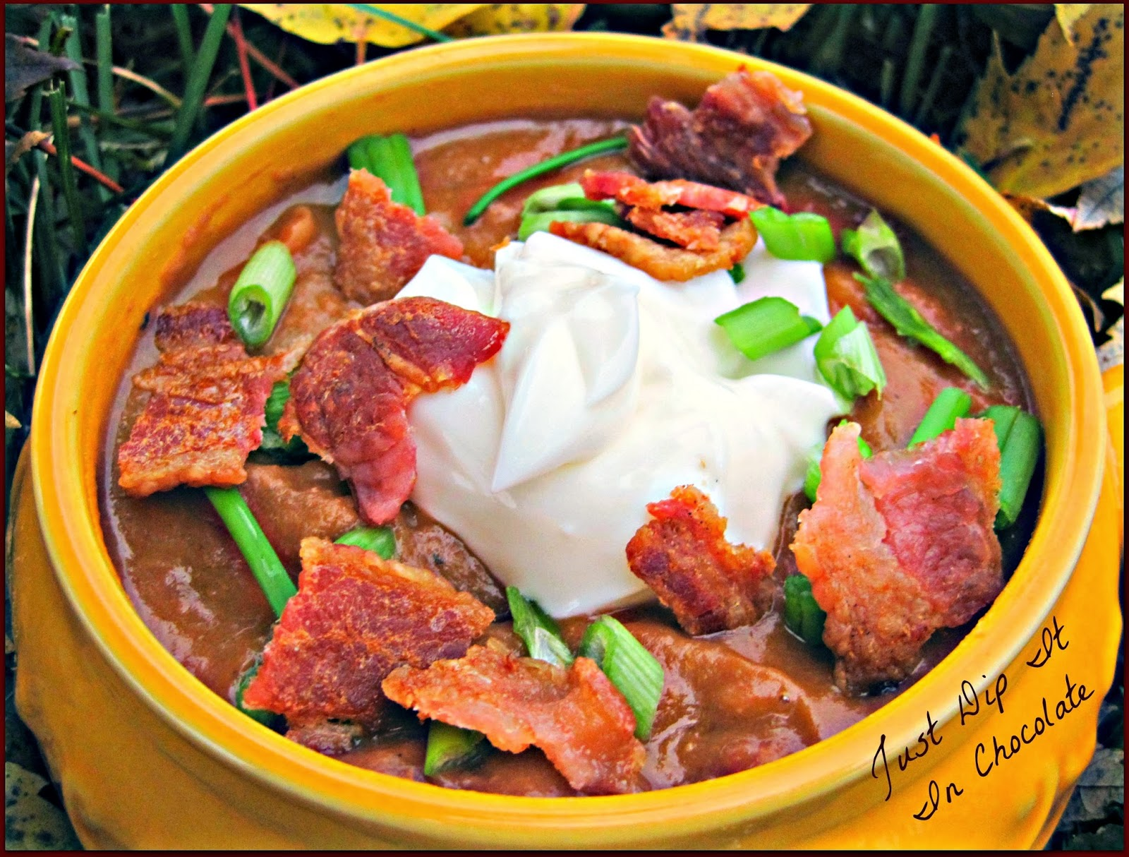 Bean and Chorizo Crock Pot Soup Recipe, This recipe will keep you warm ...