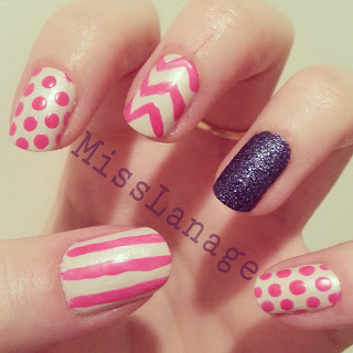 nails-inc-london-skittle-pink-white-blue-glitter-nail-art