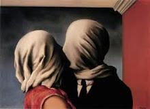 Los-no-amantes de Magritte